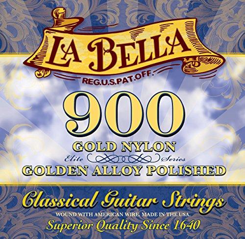 La Bella 653878 Corde per Chitarra Classica Professional Studio, 900