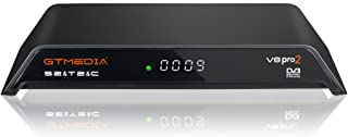 GT MEDIA V8 PRO2 DVB-T/T2 ISDB-T S/S2/S2X Cable HD 1080P TV Digital Terrestrial Receiver Satellite Decoder Wi-Fi Built-in,...