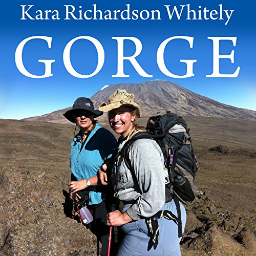 Gorge audiobook cover art