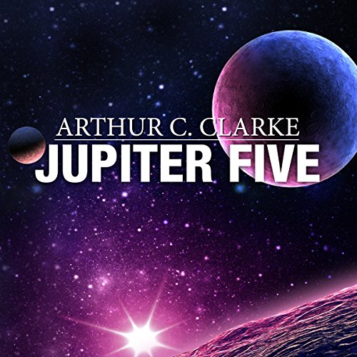 Jupiter Five audiobook cover art