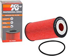 Best K&N Premium Oil Filter: Designed to Protect your Engine: Fits Select AUDI/PORSCHE/VOLKSWAGEN Vehicle Models (See Product Description for Full List of Compatible Vehicles), PS-7038 Review