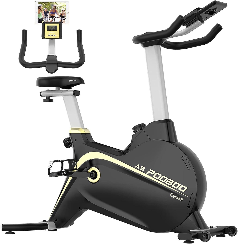 Cycool Adjustable  Magnetic Resistance Stationary Exercise Bike $134.99 Coupon