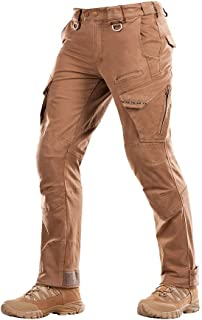 M-Tac Aggressor Vintage Tactical Pants Men with Cargo Pockets