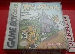 Rhino Rumble / Game