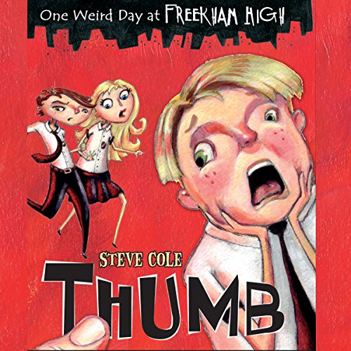One Weird Day at Freakham High audiobook cover art