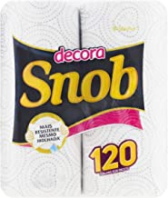 Toalha Multiuso Decora, Snob, 2 unidades