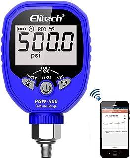 Best wireless water pressure gauge Reviews
