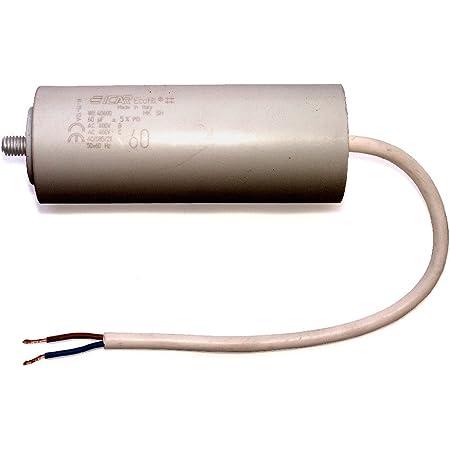Mkp Motorkondensator 60uf Kondensator 60 0µf 400 Elektronik
