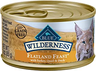 Blue Wilderness 801844 Buffalo Grain Free