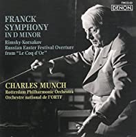 フランク:交響曲、R.コルサコフ:ロシアの復活祭、歌劇《金鶏》より 序奏と婚礼の行列