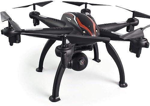 Garantía 100% de ajuste Mpotow 2.4G RC RC RC Drone cámara aérea 720P 1080P Gran Angular WiFi FPV 6 Ejes Doble GPS Dron Auto Seguir RC Hexacopter para Adultos Pascua  los clientes primero