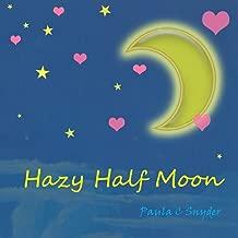 Hazy Half Moon