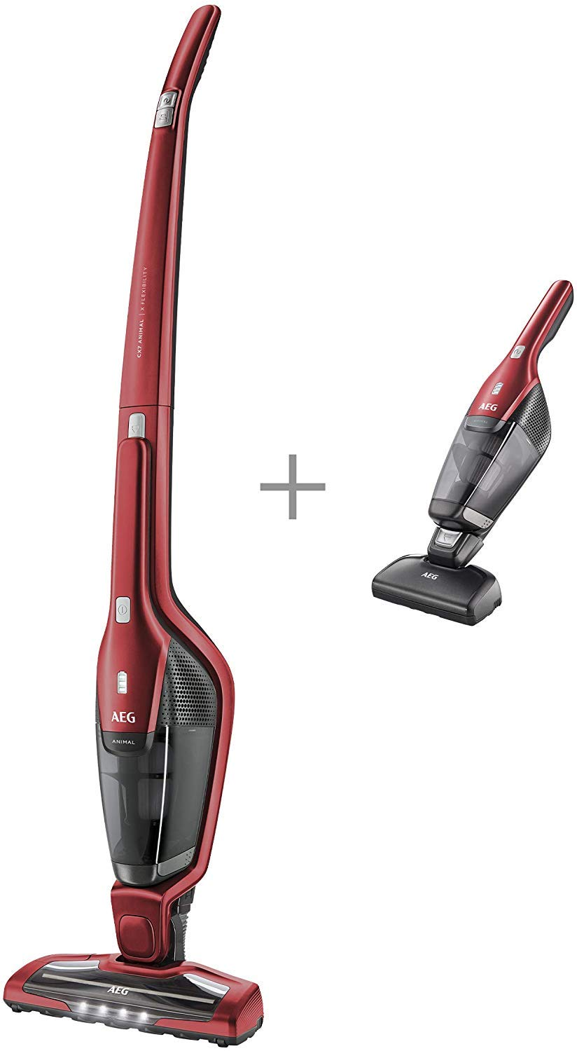 AEG CX7 Flexibility Hoover Broom, 2 in