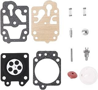 sourcing map Kit Reconstruction Carburateur Joint Membrane K20-WAT K11-WAT pour STIHL 026 MS260 024 MS240 MS270 MS290 MS390 Moteurs Carb