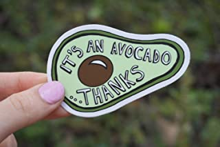 its an avocado thanks vine