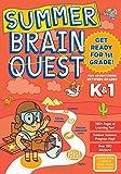 brain quest grade 6 - Summer Brain Quest: Between Grades K & 1