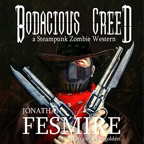 Bodacious Creed audiobook cover art
