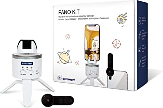 Asteroom Pano Kit + 3 Months Subscription - Create 360 Virtual Tours with Your Phone