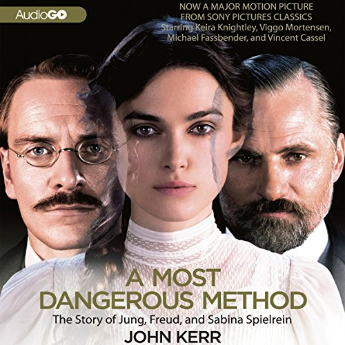 A Most Dangerous Method audiobook cover art