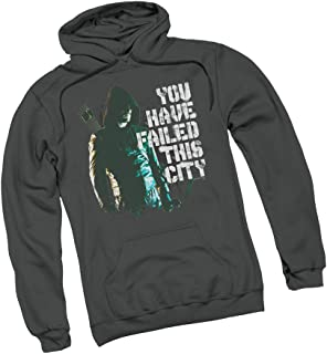 This City - CW`s Arrow - The Television Series Adult Hoodie Sweatshirt