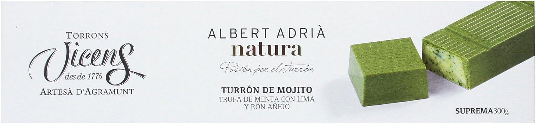 Vicens Turrón de Mojito Adrià Natura - 300 gr
