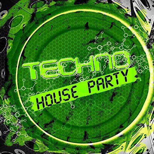 Techno House, Minimal Techno & Party Mix Club