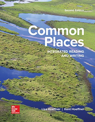 Loose Leaf for Common Places: Integrated Reading and Writing