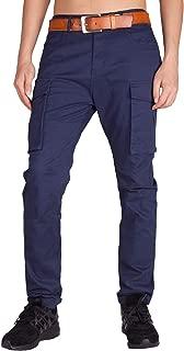 Pantalones Cargo Pare Hombre Senderismo Ropa de Trabajo Trekking Múltiples