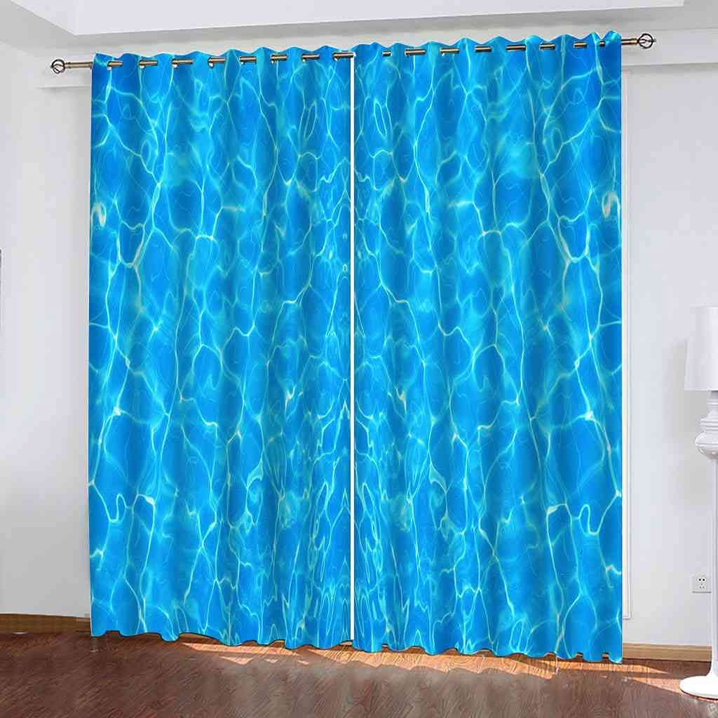 YLZXFY Blackout Curtains Thermal Treatment 92.1 Window Credence Bargain Insulated
