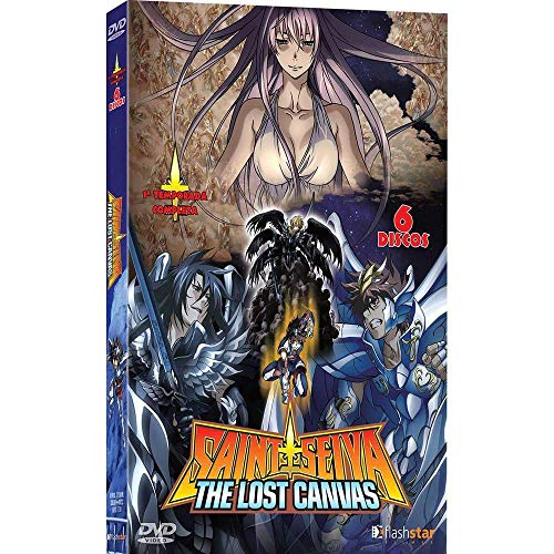 Saint Seiya The Lost Canvas Meiou Shinwa