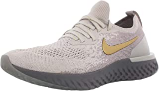 Nike Womens Epic React Flyknit Metallic Prem Running Trainers Av3048 Sneakers Shoes