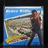 "Bruce Willis - Under The Boardwalk - 7"" Vinyl 45 Record"
