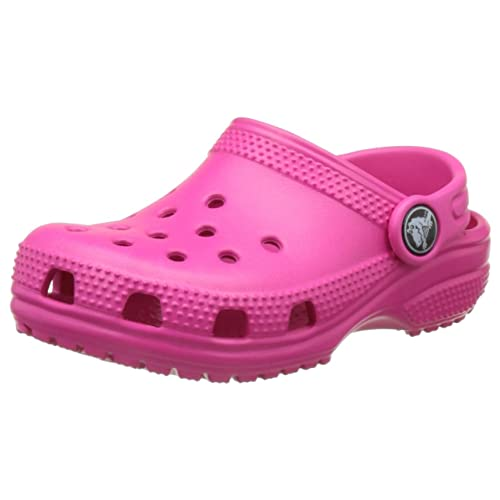 33f07b3219 Crocs Kid's Classic Clog | Slip On Water Shoe for Toddlers, Boys, Girls