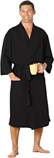 Best 3 4 sleeve cotton robe Reviews