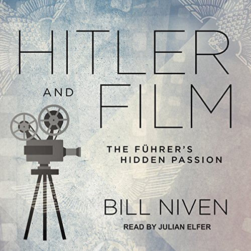 Hitler and Film audiobook cover art