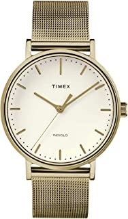 Timex Womens Analogue Quartz Watch The Fairfield