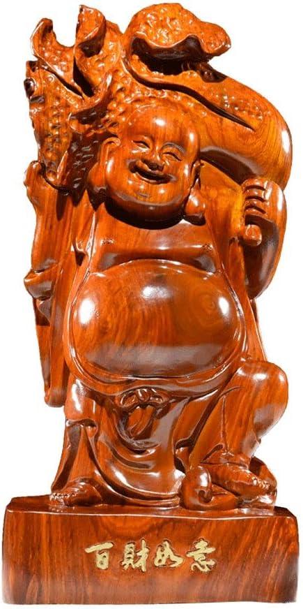 YYDD Buddha Statue Home Columbus Mall Decoration Maitreya - San Jose Mall Handcraft Ornament