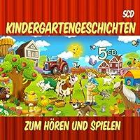 Kindergartengeschichten Zum Hren Und Spielen