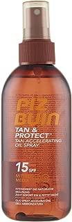 Piz Buin Tan And Protect Tan Accelerating Oil Spray Spf15 150ml
