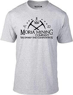 Men's Moria Mining Company T-Shirt.