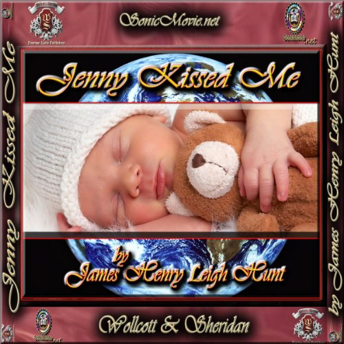 Jenny Kissed Me audiobook cover art