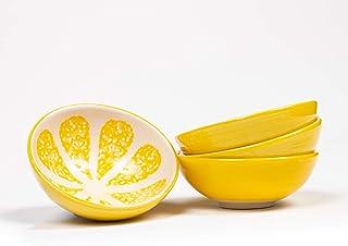 Handmade Bowl Dessert Bowl Handmade Ceramics - Small Bowl Yellow Bowl Soup Bowl Appetizer Bowl Breakfast
