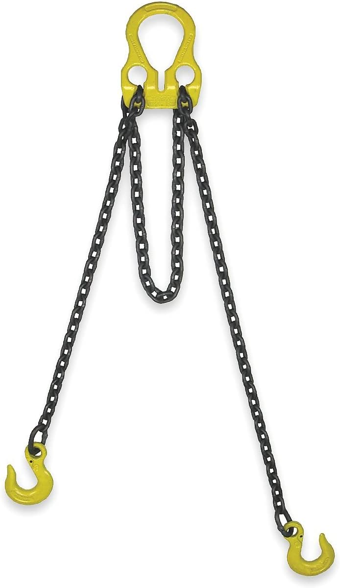 Lift-All 10 ft. Powder Coated Alloy Adjus Steel with Time sale Sling Chain Opening large release sale
