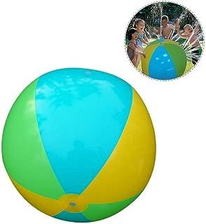 almohadilla para rociadores y alfombrilla para juegos de salpicaduras para beb/és Almohadilla para rociadores al aire libre mysticall juegos de espray inflables de agua para el verano
