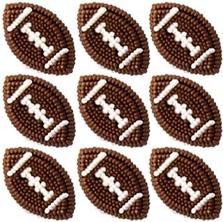 football icing decorations