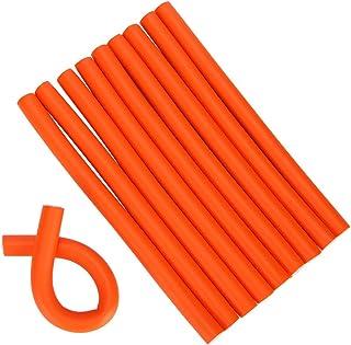 Curler, spiraal draaien haar curler diy styling flexibele curler curling bar kapper gereedschap haar styling tools voor vr...