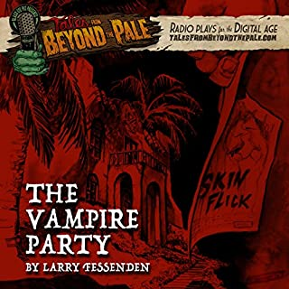 The Vampire Party cover art