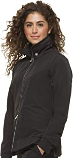 healing hands HH360 Women's Carrie 5065 Zip Up Performance Scrub Jacket