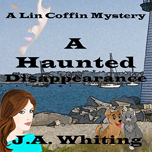 A Haunted Disappearance audiobook cover art