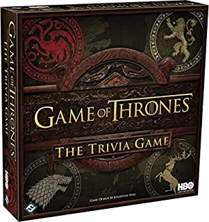 Best hbo game of thrones trivia game Reviews